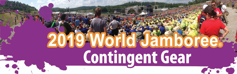2019 world jamboree contingent custom gear header boy scout jamboree
