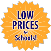 low prices for school t-shirts medallion