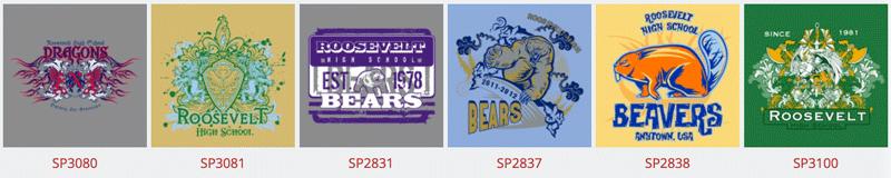 School Custom T-Shirts - ClassB® Custom Apparel and Products