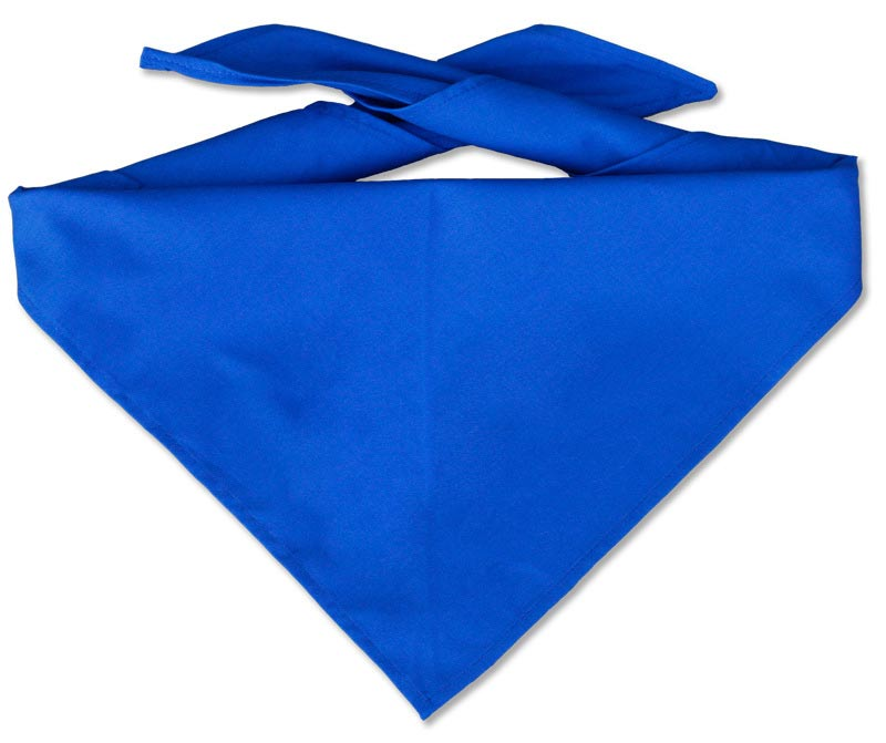 In-stock neckerchief colors
