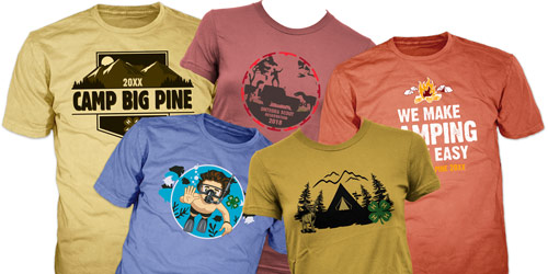 custom 4-H t-shirts