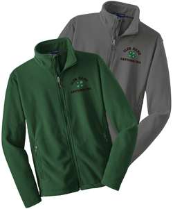 4-h club embroidery jackets