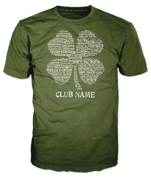 #5 Best 4-H Club T-Shirt of 2020