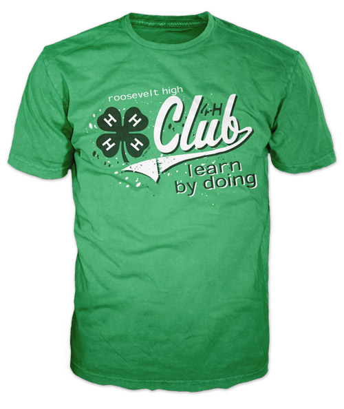 #7 Best 4-H Club T-Shirt of 2020
