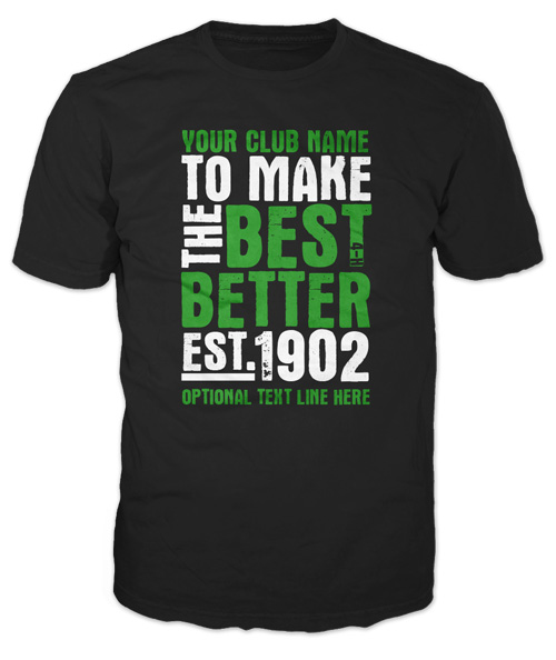 Best Two Color 4-H Club T-Shirt of 2020