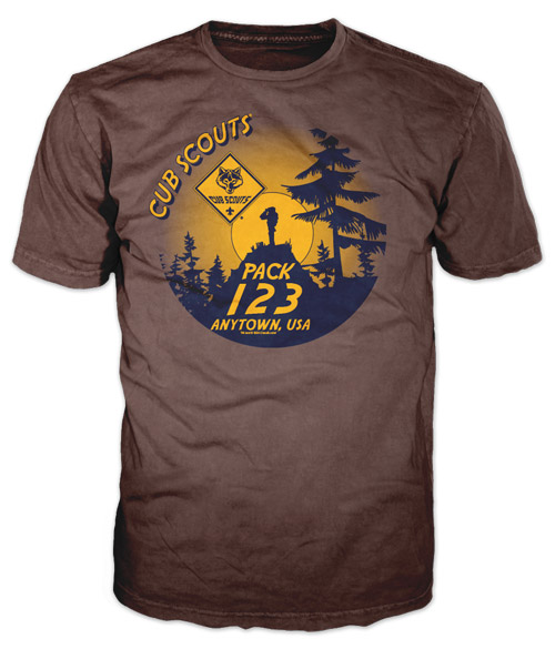 #6 Best Cub Scout Pack T-Shirt of 2020