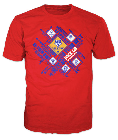 #9 Best Cub Scout Pack T-Shirt of 2020