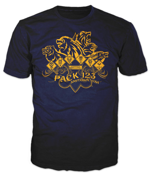Most Popular Cub Scout Pack T-Shirt of 2020