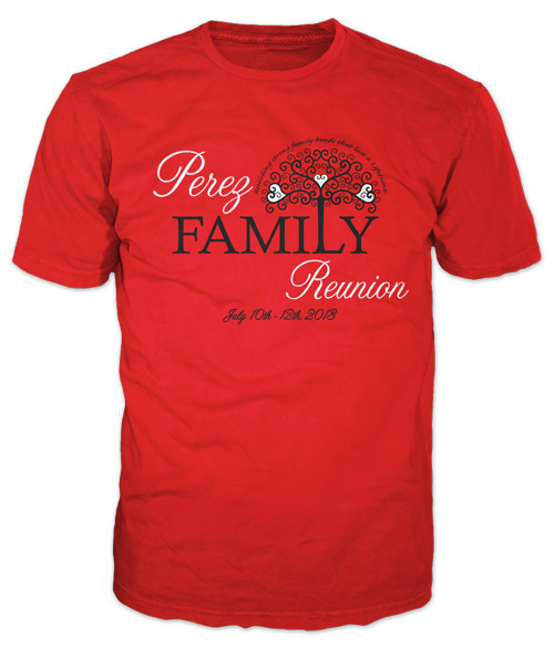 Best Family Reunion T Shirt Designs Top 10 Classb Custom Apparel And Products