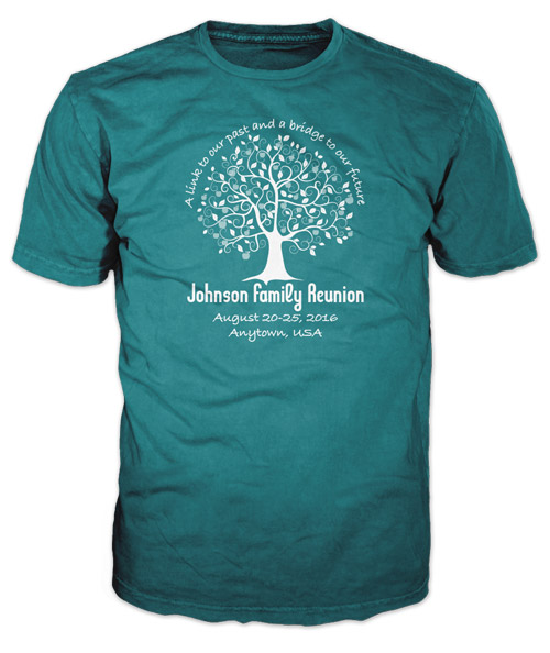 Best One Color Family Reunion T-Shirt of 2020
