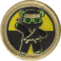 Radioactive Gummy Patrol Patch