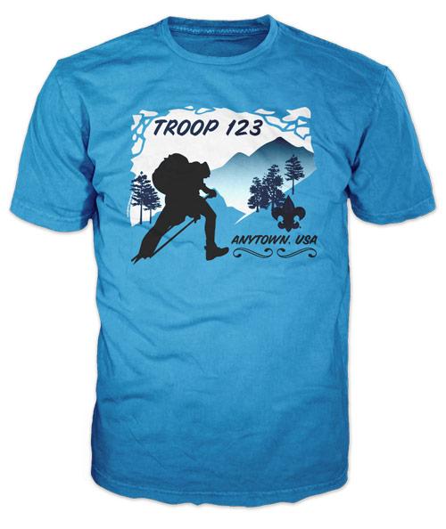 #10 Best Boy Scout Troop T-Shirt of 2020