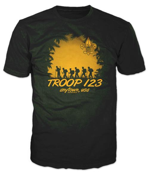 #5 Best Boy Scout Troop T-Shirt of 2020
