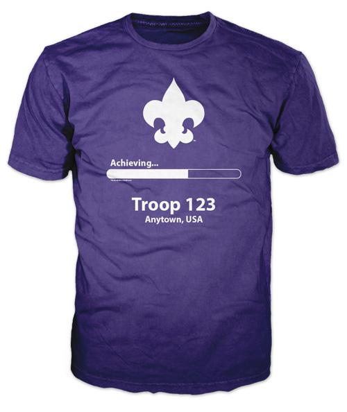 #6 Best Boy Scout Troop T-Shirt of 2020