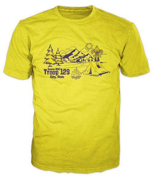 #9 Best Boy Scout Troop T-Shirt of 2020