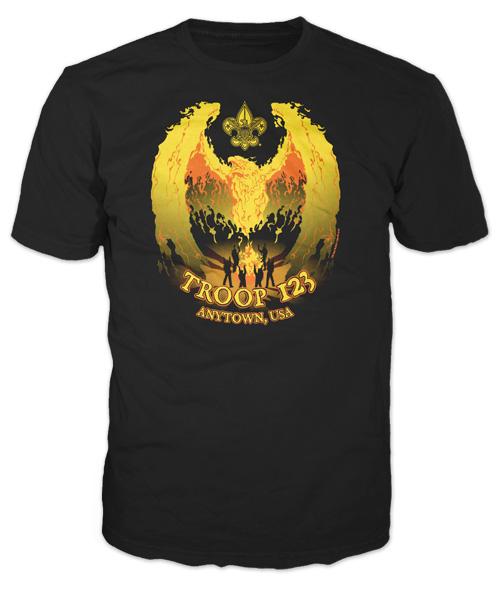 Best Design Boy Scout Troop T-Shirt of 2020