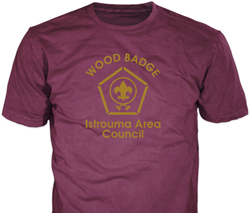 Wood-Badge-Course-T-shirt