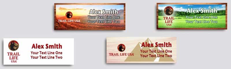 trail life name tag