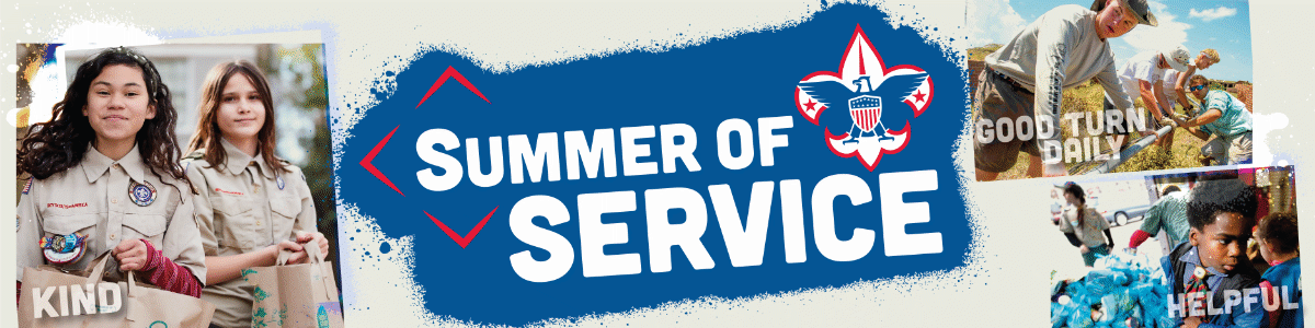 boy scouts of america summer of service