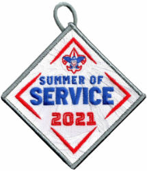 boy scouts of america 2021 summer of service ghosted patch