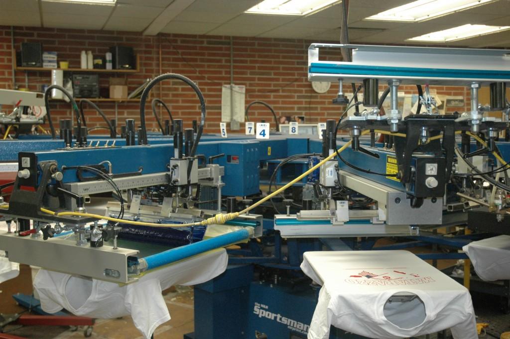 The Press Machine
