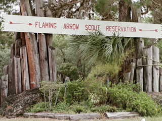 Flaming Arrow Scout Reservation