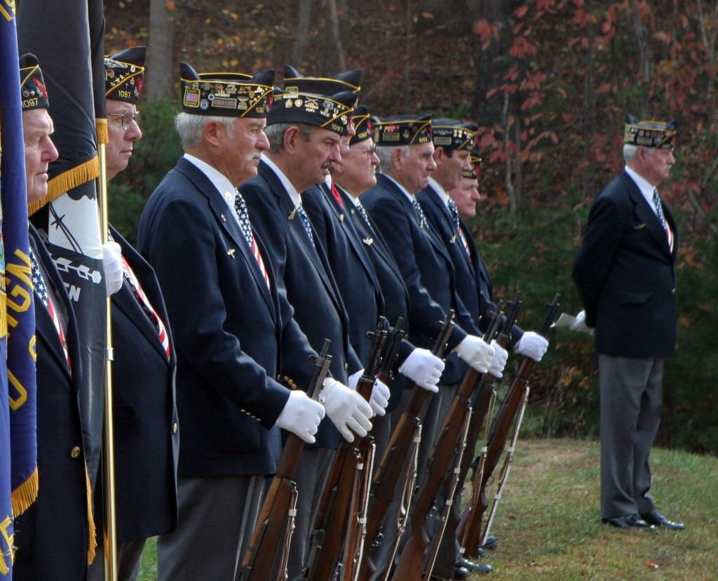 American Legion Veterans Memorial Honor Guard