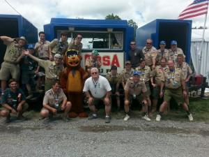2013 QBSA Jamboree Radio Staff
