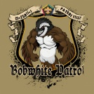 Custom Bobwhite wood badge patrol t-shirt design SP3716