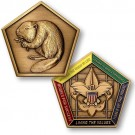 wood badge beaver medallion