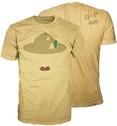 Mustache Shirt BSA Graphic Tee