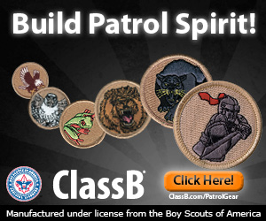 BSA Patrol Gear