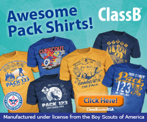 cub pack custom t-shirts