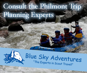 Blue Sky Philmont trip guides