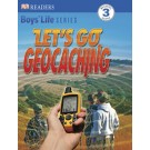geocaching activity boy scout troop book