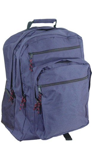 Basic Backpack for cub scouts