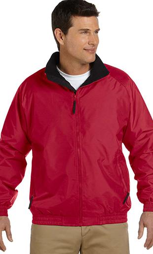 boy scout troop Nylon Fleece Lined Jacket