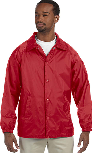 BSA troop Nylon Commisioner's Jacket