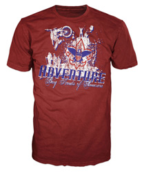 bsa adventure graphic boy scout t-shirt