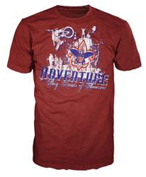 bsa adventure graphic boy scout t-shirt