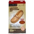 leathercraft kit moccasin