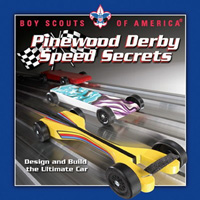cub scout pinewood derby speed secrets book