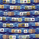cub scout belt with cub scout ranks scrapbooking paper and sheets