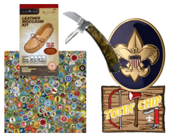 Boy Scout troop Retail Products