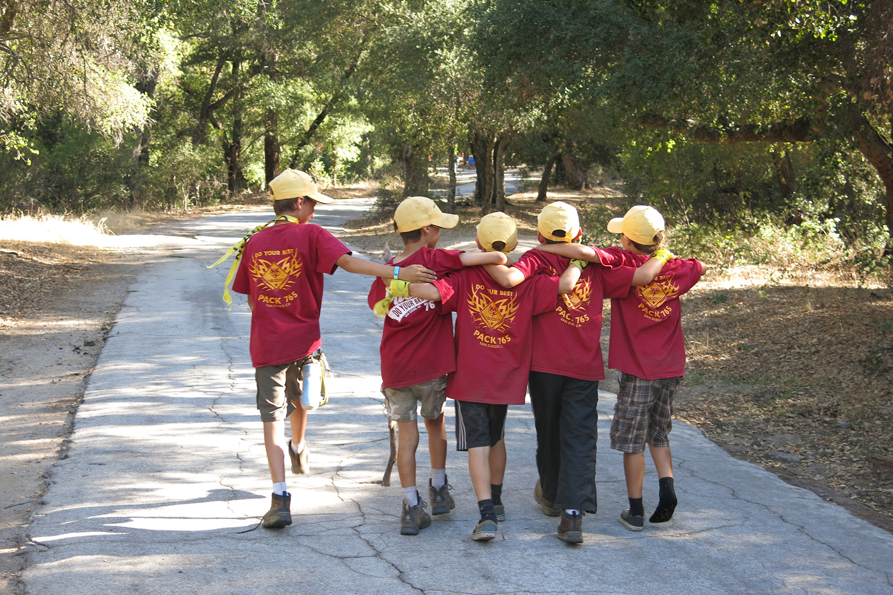 Featured Customer: Pack 765 from San Diego, CA