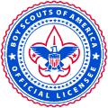 Official BSA License Seal