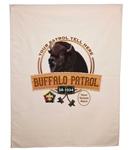 wood badge buffalo patrol flag