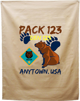 Cub Scout Den Flags Custom Classb 174 Custom T Shirts