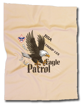 Boy Scout Patrol Flags