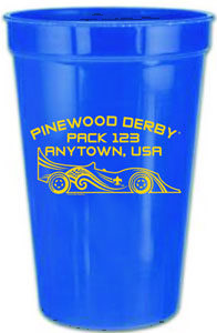 B553 16 oz or 22 oz Stadium Cup